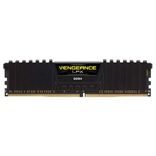 Corsair Vengeance LPX 16GB (2x8GB) DDR4 3200MHz C16 - Black