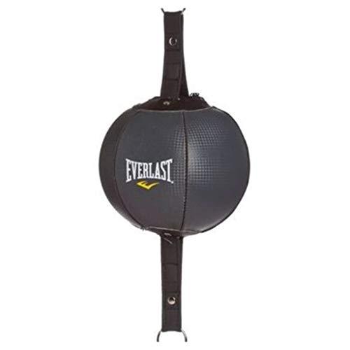 Everlast Double End Striking Bag - Pera da pugilato con doppio attacco, colore: Nero