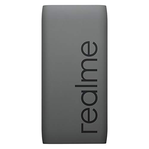 Realme 10000mAH Power Bank (Grey) 5