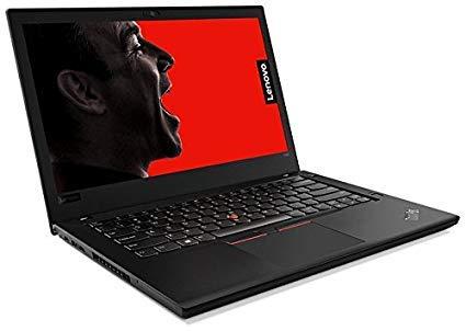 "Lenovo ThinkPad T480 - 14"" inch - Intel i5-8250U - 8 GB RAM - 256 GB HDD - Intel UHD Graphics 620 - Windows 10 Pro"