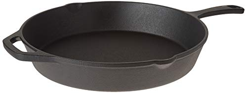 "12"" Pre-Seasoned Cast Iron Skillet"