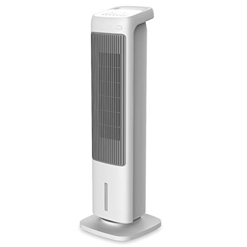 RADIALIGHT Omni Rinfrescatore d'Aria Multifunzione 4-in1 Ventilatore a Torre, umidificatore,...