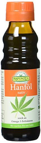 Rapunzel Hanföl nativ, 1er Pack (1 x 100 ml) - Bio