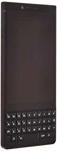 BlackBerry KEY2 Black 128GB 【日本正規代理店品】 BBF 100-9 Android SIMフリー スマートフォン QWERTY ...
