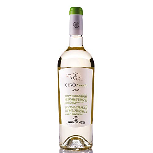 Santa Venere Cir - Vino Bianco DOP - 2020