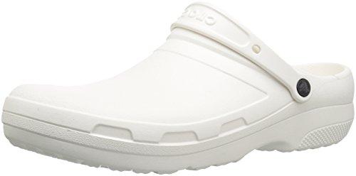 Crocs Specialist II Clog, White, 13 US Women / 11 US Men