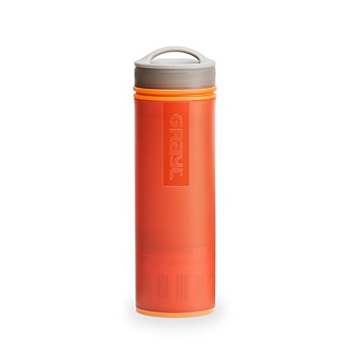 GRAYL Botella Purificadora de Agua Ultraliviana [Filtro]