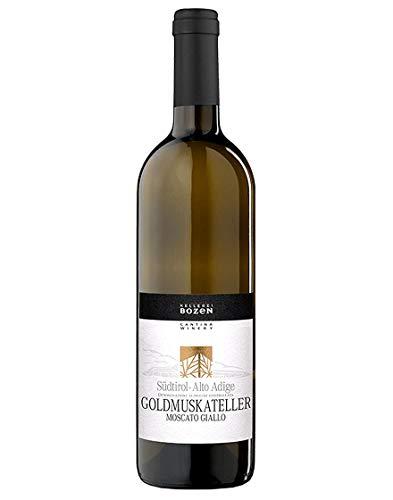 Sdtirol - Alto Adige DOC Moscato Giallo Kellerei Bozen - Cantina Bolzano 2019 0,75 L