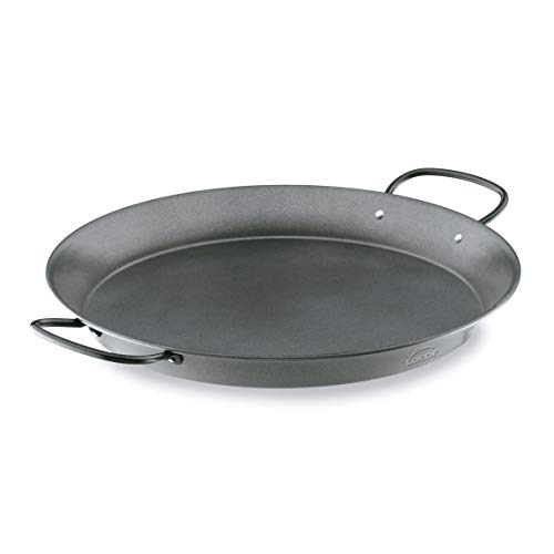 Lacor 60139- Padella per paella antiaderente 40 cm