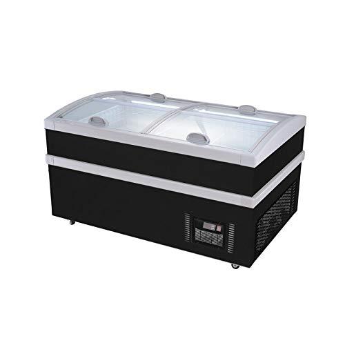 Congelatore vetrato, professionale, da 600 a 1000 litri, Combisteel, 600 l, 1513 mm