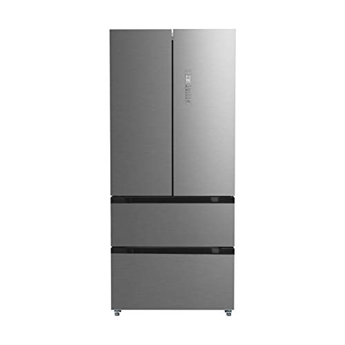 Kühl-Gefrierkombination French Door KF6.2 XL / A++ / No Frost/ 500 Liter / LED Display