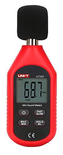 ユニティ (UNI-T) ミニ騒音計 軽量 UT353