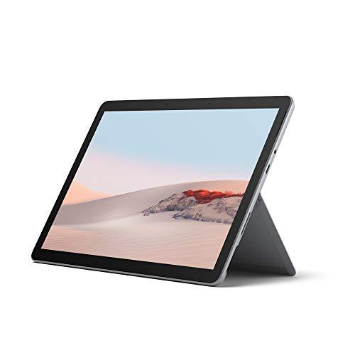 """Microsoft Surface Go 2 Tablette 10"""" 2 en 1 (Intel Pentium Gold, 4 Go de RAM, 64 Go de mémoire flash, Windows 10 Home S)"""