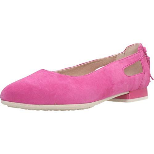Pitillos Zapatos Bailarina Mujer 6140 para Mujer Rosa 39 EU