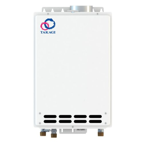 Takagi T-KJr2-IN-NG Indoor Tankless Water Heater, Natural Gas