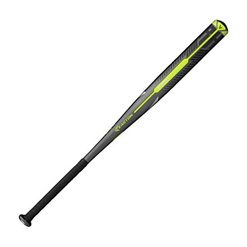 Easton Hammer Slowpitch Softball Bat, 33 inch / 26 oz, 2021, 1 Piece Aluminum, Power Loaded, ALX50 Military Grade Aluminum Alloy, 12 inch Barrel, Certification: Approved for All Fields