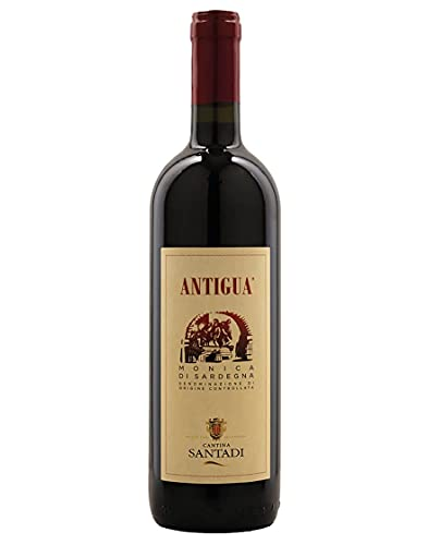 Monica di Sardegna DOC Antigua Cantina di Santadi 2020 0,75