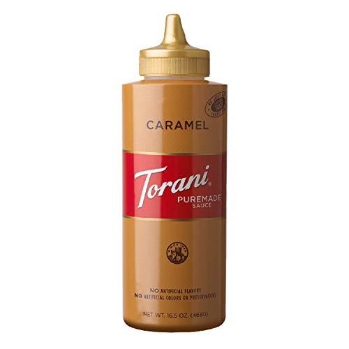 Torani Caramel Sauce, 16.5 oz