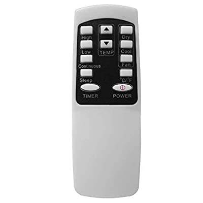 👍👍👍HPP08XCR HPP08XCR-LW HPP10XCT HPP10XCT-E QPCD05AXMW HPY08XCM HPY08XCM-E HPY08XCM-LW 👉👉👉This IS NOT a universal Haier air conditioner remote control, it only work for AC model AF-S60NX AF-S80NX AF-S85NX AF-R80NX 👍👍👍The remote works without any prog...