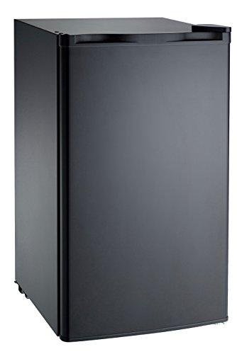 RCA RFR321-Black FBA RFR321 Mini Refrigerator, 3.2 Cu Ft Fridge, Black, CU.FT