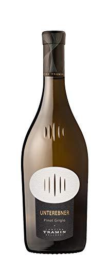 Alto Adige Sudtirol DOC Unterebner Pinot Grigio 2018 Tramin Bianco Trentino Alto Adige 14,0%