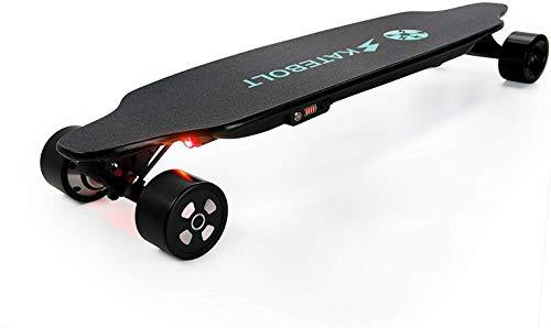 SKATEBOLT Tornado II Electric Skateboard 26 MPH...