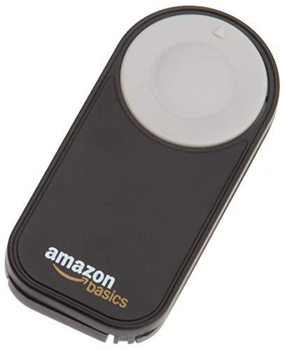AmazonBasics - Telecomando wireless per fotocamere digitali SRL Nikon P7000, D3000, D40, D40x, D50, D5000, D60, D70, D7000, D70s, D80 e D90