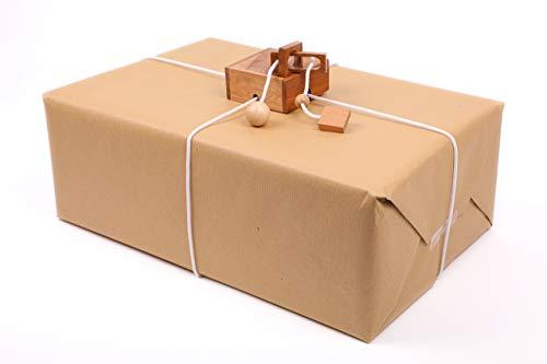 ROMBOL KEEPR - Der Geschenkesafe - Kreatives Geduldsspiel als Geschenkverpackung für Erwachsene und...