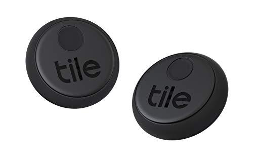Tile Sticker (2020) 2個パック 探し物/スマホが見つかる 紛失防止 日米シェアNo.1 スマートスピーカー対応...