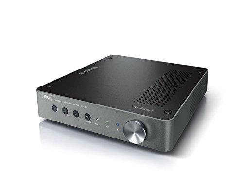 Yamaha MusicCast WXC-50 Vorverstärker dunkel (Kompakter HiFi-PreAmplifier - für simples & flexibles Musik streamen – Kompatibel mit Amazon Alexa Sprachsteuerung) silber