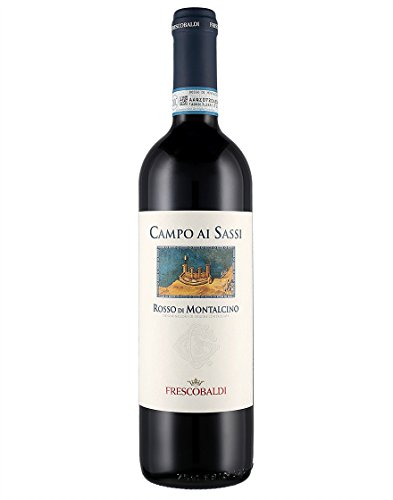 Rosso di Montalcino DOC Campo ai Sassi Frescobaldi 2018 0,75 L