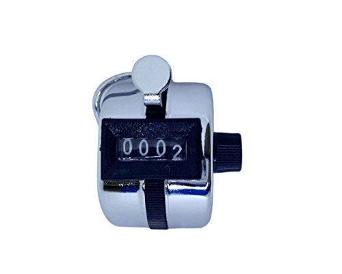 Discount4product Counting Machine, Tele Counter Ranbir Score in Advert Count Mantra, Manual Hand Tally Counter