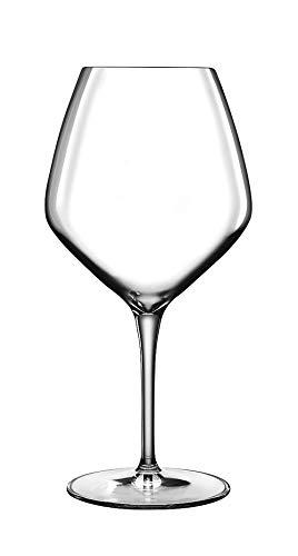 Bormioli Luigi Atelier Set Calici Pinot, Vetro Sonoro, Trasparente, 61 cl, 6 Pezzi