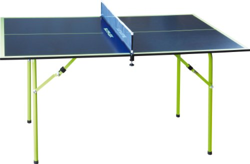 Sunflex Midi Tischtennis-Tisch, blau, 1270x710x650 mm