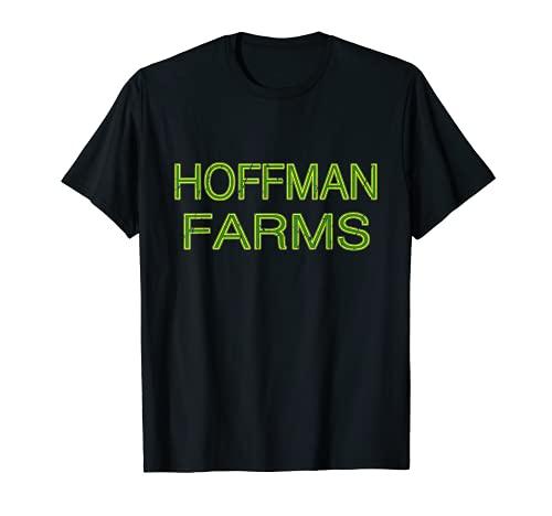 HOFFMAN Farms Squad Reunión Familiar Equipo de apellidos Camiseta