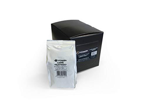 LaCompatibile CAFFITALY Capsule Compatibili Caffè DECAFFEINATO - 50 capsule