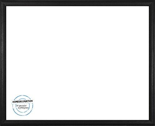 Palma MDF Cornice Portafoto 37,5X 98, MDF, Nero strutturato, Verglasung: Antireflex Acrylglas