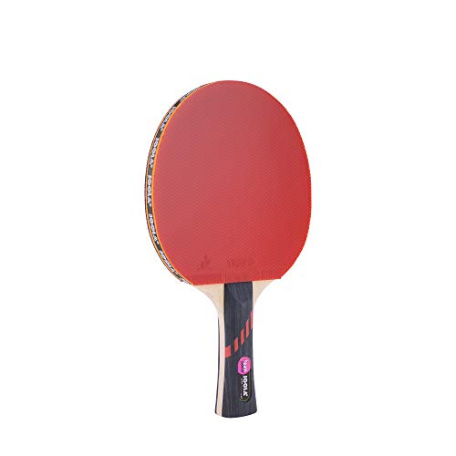JOOLA Tischtennisschläger TEAM Junior ITTF Zugelassener Allround Tischtennis-Schläger für Anspruchsvolle Spieler-5-fach verleimtes Spezialsperrholz, 1,7 MM Schwamm