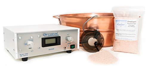 Optimum Focus Es1500i Standard Home (Ionic Detox Foot Bath)