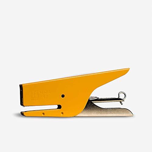 Ellepi Klizia 97 Cucitrice e graffette: stapler (Giallo)