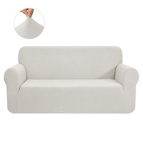 CHUN YI 1-Pezzo Elasticizzato Jacquard Copridivano Coprisof Sofa Cover Jacquard per Casa Decorativa...