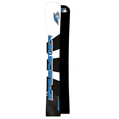 Sconosciuto F2 - Snowboard da Uomo Speedster World Cup WC RS 2020~185 cm