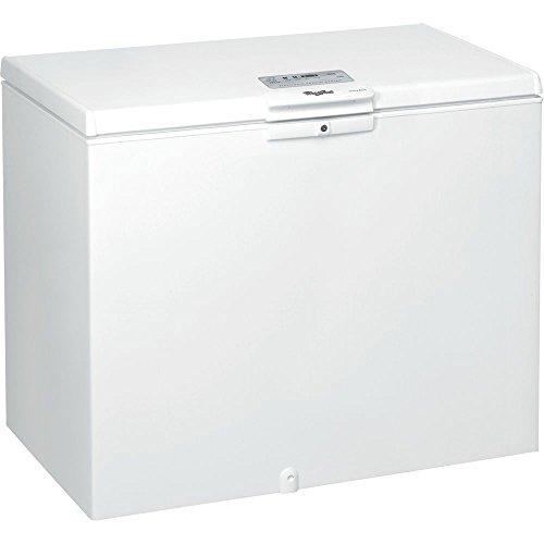 WHIRLPOOL Congelatore Orizzontale WHE31352FO 6 Senso Classe A++ Capacit Lorda/Netta 315/311 lt Colore Bianco