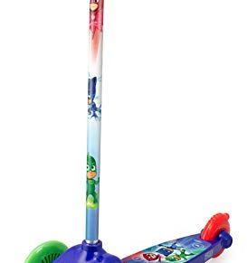 PJ Masks OPJM199 - Patinete Flexible de Tres Ruedas para niños