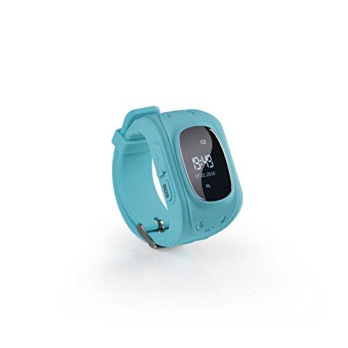 EASYmaxx Kinder Smart Watch Mit GPS Funktion | Smartwatch Für Jungen Und...