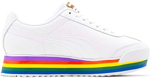 PUMA – Womens Roma Amor Rainbow Shoes