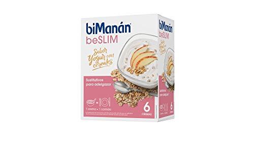 BiManán beSLIM - Crema Sustitutiva Sabor Yogur con Cereales