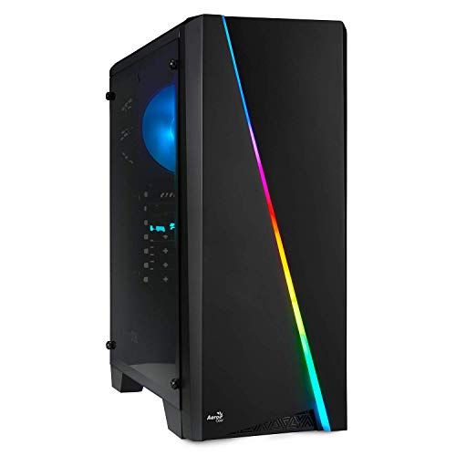 Memory PC High End Gaming PC AMD Ryzen 7 2700 8X 4.1 GHz, NVIDIA RTX 3060 12GB, 32 GB DDR4, 480GB SSD + 1000 GB HDD, Windows 10 Pro 64bit