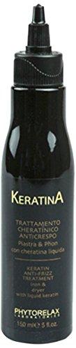 PhytorelaxLaboratories KERATINA Trattamento Cheratino Anticrespo, per piastra e phon - 150 ml