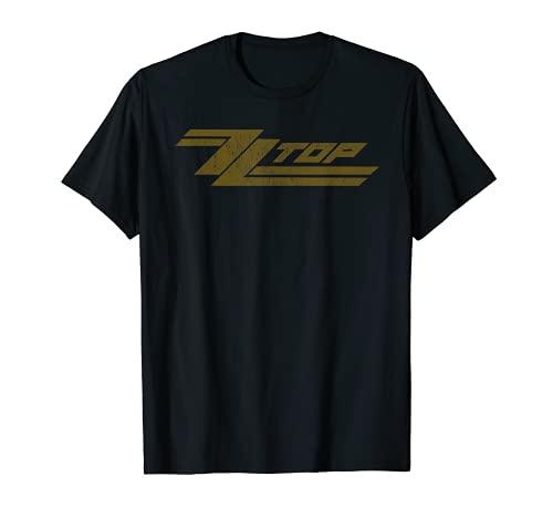 ZZ Top - Classic Logo Maglietta